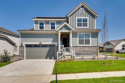 Broomfield Single Family Home Active: 16234 Beckwith Run