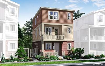 Aurora CO Single Family Home Active: $409,950