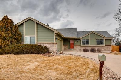 Broomfield Single Family Home Under Contract: 1403 Loch Lomond Avenue