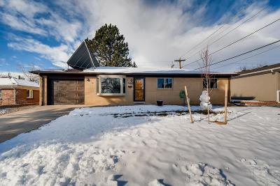 Broomfield Single Family Home Under Contract: 1005 Ash Street
