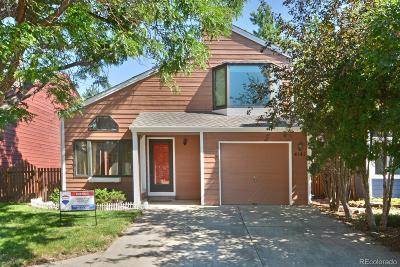 Boulder CO Single Family Home Active: $689,000