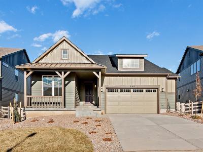 Littleton Single Family Home Under Contract: 8363 Garden City Avenue
