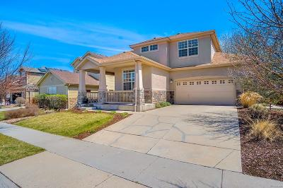 Broomfield Single Family Home Active: 13320 Red Deer Trail