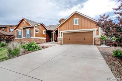 Colorado Springs Single Family Home Active: 7116 Buckoak Court