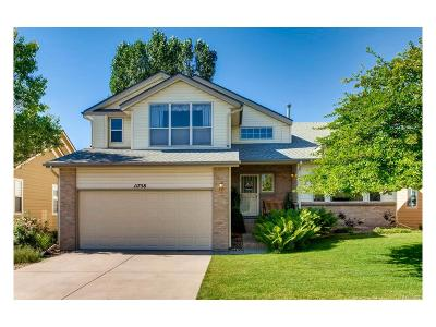 Littleton Single Family Home Under Contract: 11758 West Coal Mine Drive