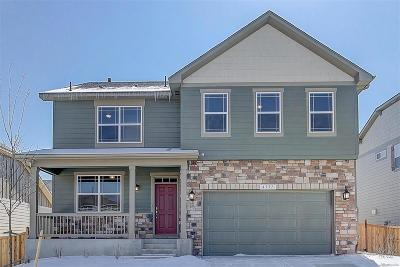 Castle Rock Single Family Home Active: 4357 Sidewinder Loop