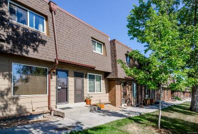 Golden Condo/Townhouse Under Contract: 482 Gladiola Street