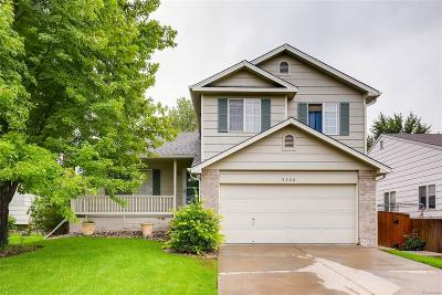 Frederick Single Family Home Under Contract: 5366 Badger Lane