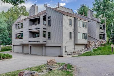 Golden Condo/Townhouse Under Contract: 23591 Genesee Village Road #H