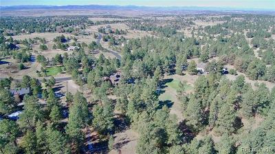 Parker Residential Lots & Land Active: 9885 Derby Way