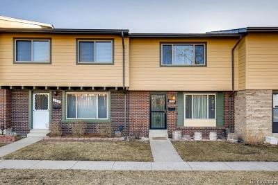 Lakewood Condo/Townhouse Active: 558 South Carr Street