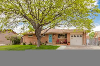 Westminster Single Family Home Active: 9211 Knox Court