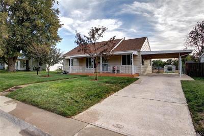 Single Family Home Sold: 5160 Vallejo Street