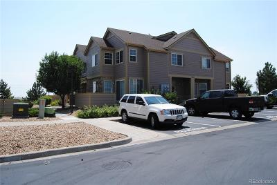 Castle Rock CO Condo/Townhouse Under Contract: $267,999