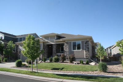 Broomfield Single Family Home Under Contract: 4050 West 149th Avenue