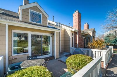 Highlands Ranch Condo/Townhouse Active: 120 Blue Spruce Court