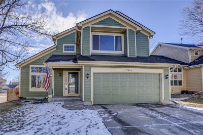 Broomfield Single Family Home Under Contract: 3944 Cambridge Avenue