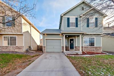 Commerce City Single Family Home Active: 11822 East 116th Drive