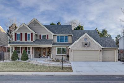 Littleton CO Single Family Home Active: $655,000