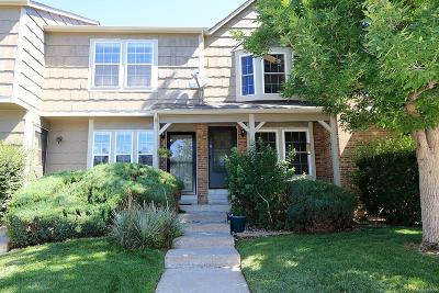 Littleton Condo/Townhouse Active: 9636 West Chatfield Avenue #D