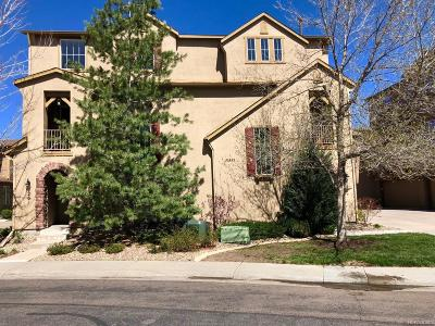 Highlands Ranch Condo/Townhouse Active: 10581 Parkington Lane #C