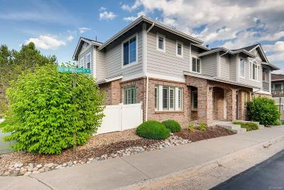Highlands Ranch Condo/Townhouse Under Contract: 186 Whitehaven Circle