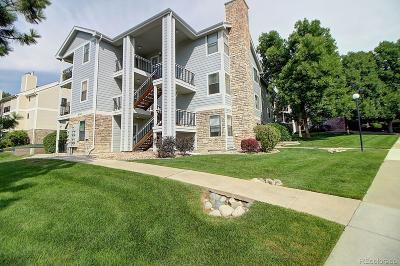 Littleton Condo/Townhouse Active: 6765 South Field Street #7-702