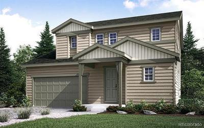 Parker Single Family Home Active: 11032 Hayloft Street