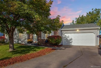 Centennial Single Family Home Under Contract: 5215 South Pitkin Court