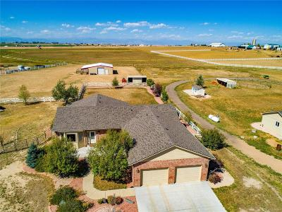 Fort Lupton Single Family Home Active: 3735 County Road 21