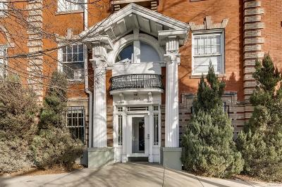 Uptown Condo/Townhouse Active: 325 East 18th Avenue #304