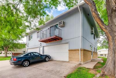 Lakewood Condo/Townhouse Under Contract: 7309 West Hampden Avenue #6204