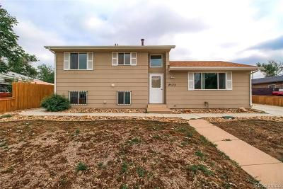 Denver CO Single Family Home Active: $395,000