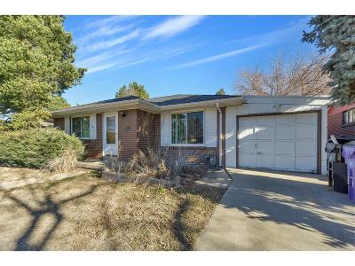 Single Family Home Under Contract: 270 South Kearney Street