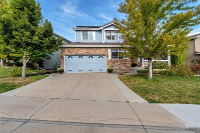 Highlands Ranch Single Family Home Under Contract: 10235 Fawnbrook Court