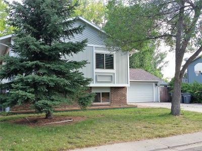 Lafayette Single Family Home Under Contract: 1543 Euclid Circle