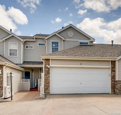Littleton Condo/Townhouse Active: 221 West Jamison Circle #21