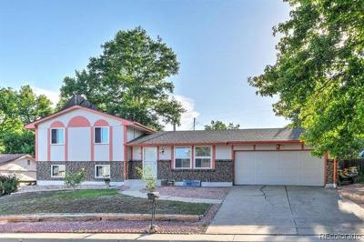 Arvada Single Family Home Active: 7043 Ingalls Street