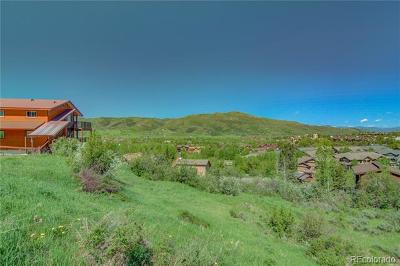 Steamboat Springs Residential Lots & Land Active: Apres Ski Way