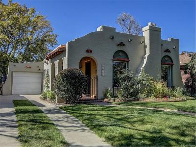 Denver CO Single Family Home Active: $445,000