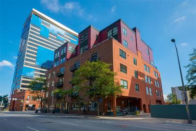 Denver Condo/Townhouse Active: 1800 Lawrence Street #501