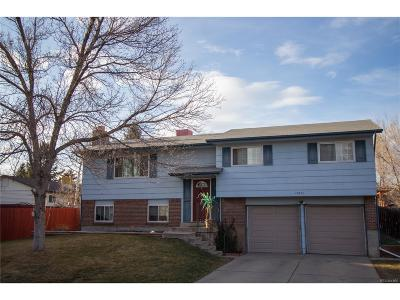 Westminster Single Family Home Active: 10981 Jay Street