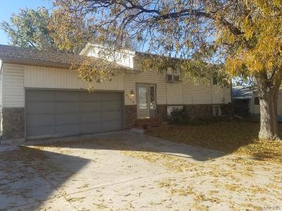 Arvada Single Family Home Active: 6789 Benton Street