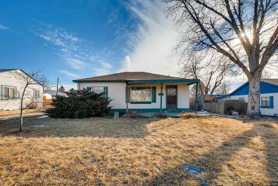 Single Family Home Sold: 1220 South Xavier Street
