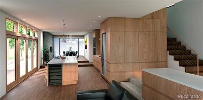 Denver Residential Lots & Land Active: 3935 Jason Street