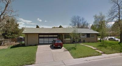 Lakewood Single Family Home Active: 8480 West 1st Avenue