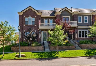 Lone Tree Condo/Townhouse Active: 10124 Ridgegate Circle