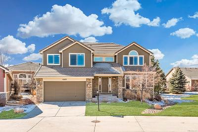 Arvada Single Family Home Active: 6477 Umber Circle