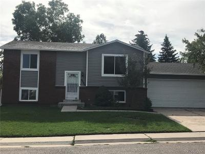 Littleton Single Family Home Under Contract: 6404 South Dudley Way