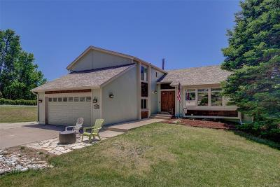 Parker Single Family Home Under Contract: 7928 Windwood Way
